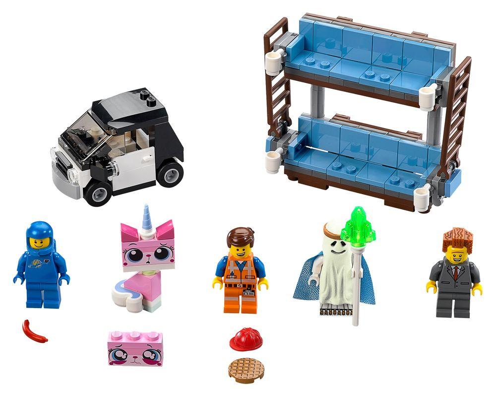 LEGO Set 70818-1 Double-Decker Couch (Model - A-Model)