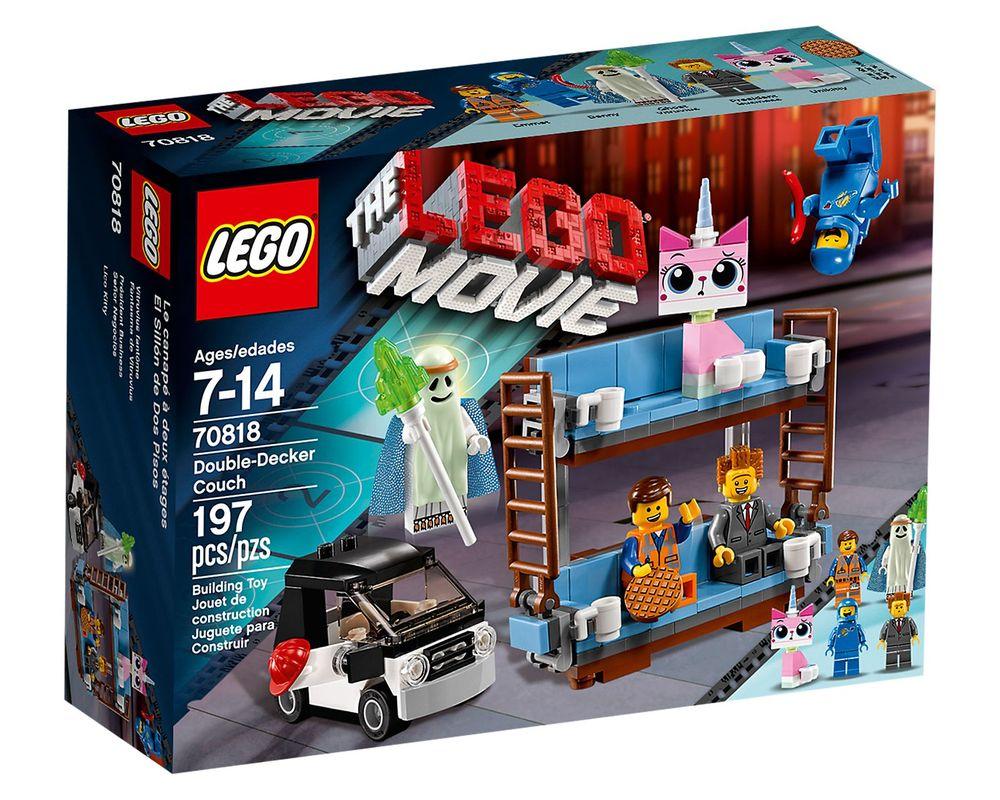 LEGO Set 70818-1 Double-Decker Couch