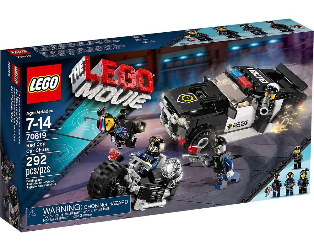 LEGO Set 70819-1 Bad Cop Car Chase