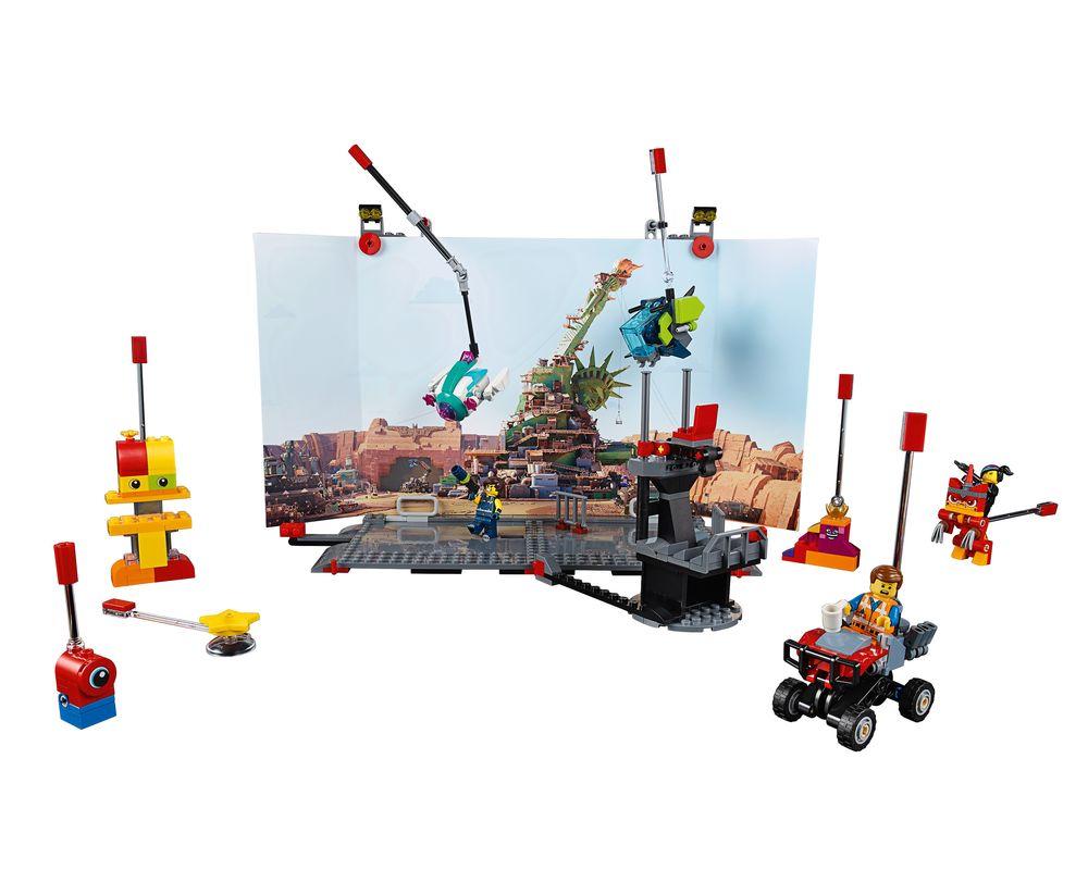 LEGO Set 70820-1 Movie Maker (LEGO - Model)
