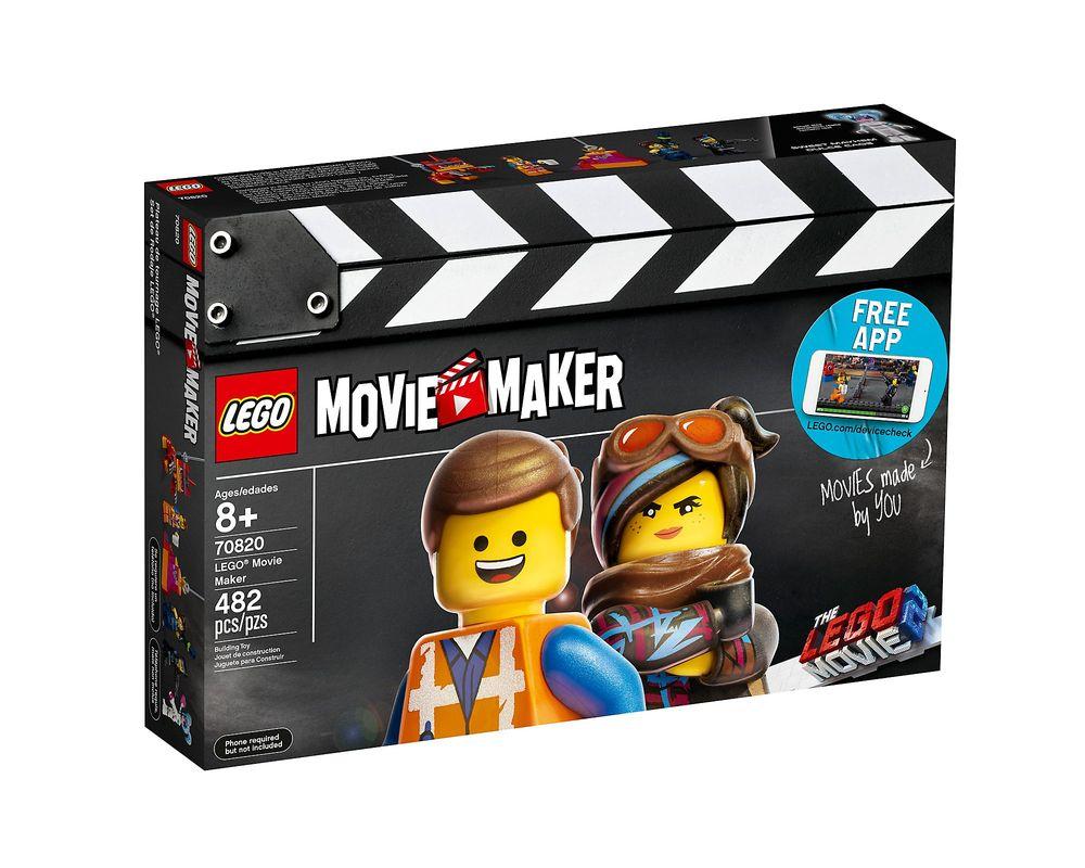 LEGO Set 70820-1 Movie Maker