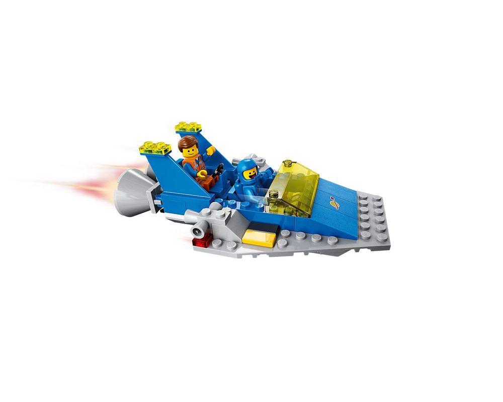 LEGO Set 70821-1 Emmet and Benny's 'Build and Fix' Workshop!