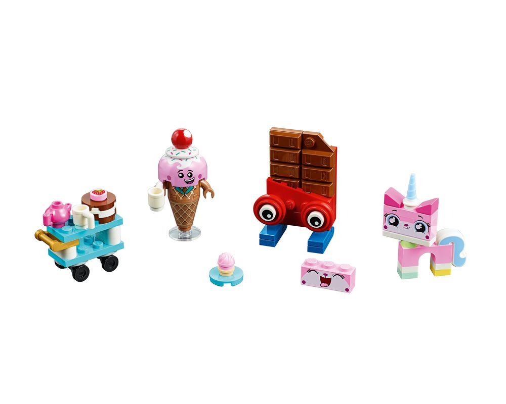 LEGO Set 70822-1 Unikitty's Sweetest Friends EVER! (LEGO - Model)