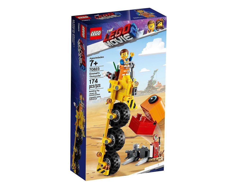 LEGO Set 70823-1 Emmet's Thricycle!