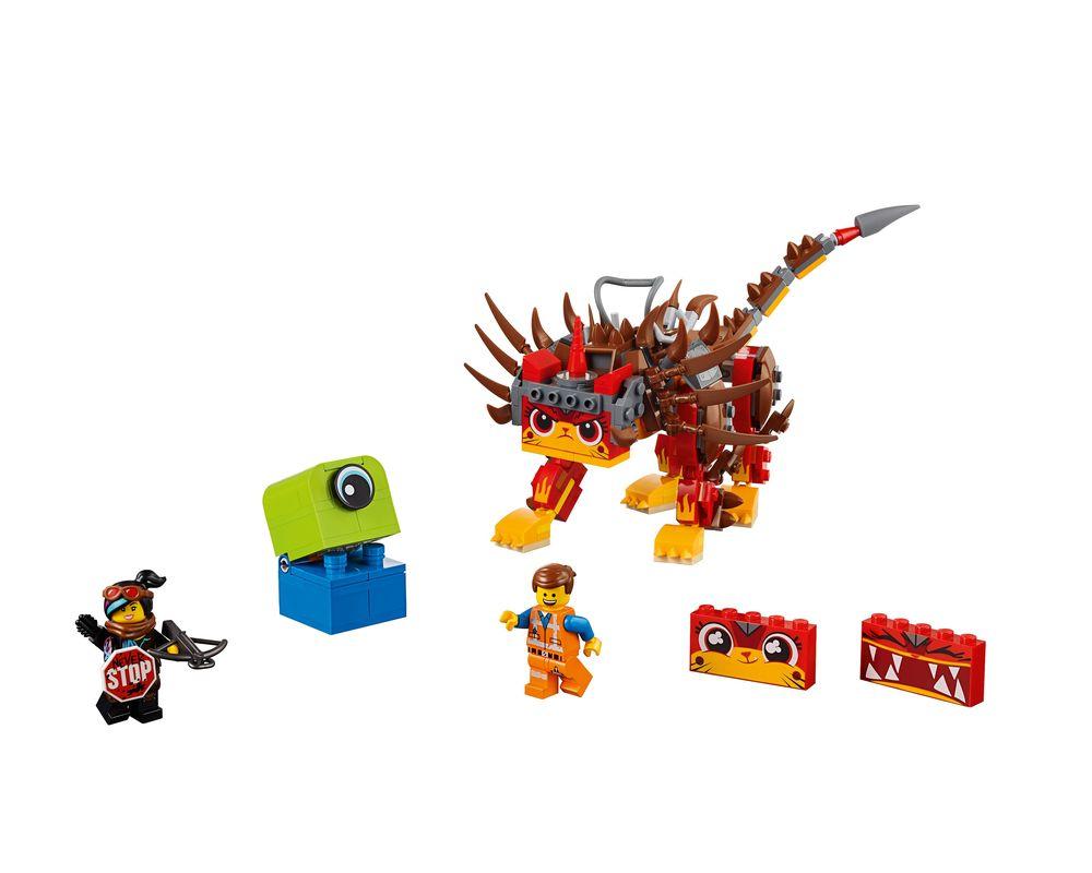 LEGO Set 70827-1 Ultrakatty & Warrior Lucy! (LEGO - Model)