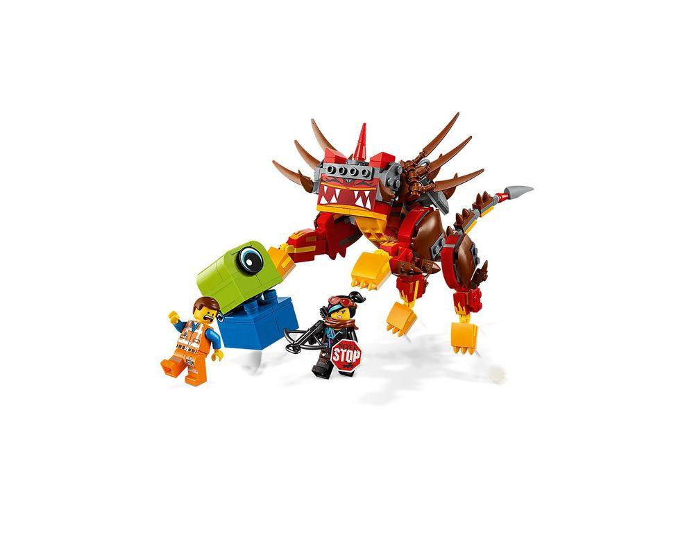 LEGO Set 70827-1 Ultrakatty & Warrior Lucy!