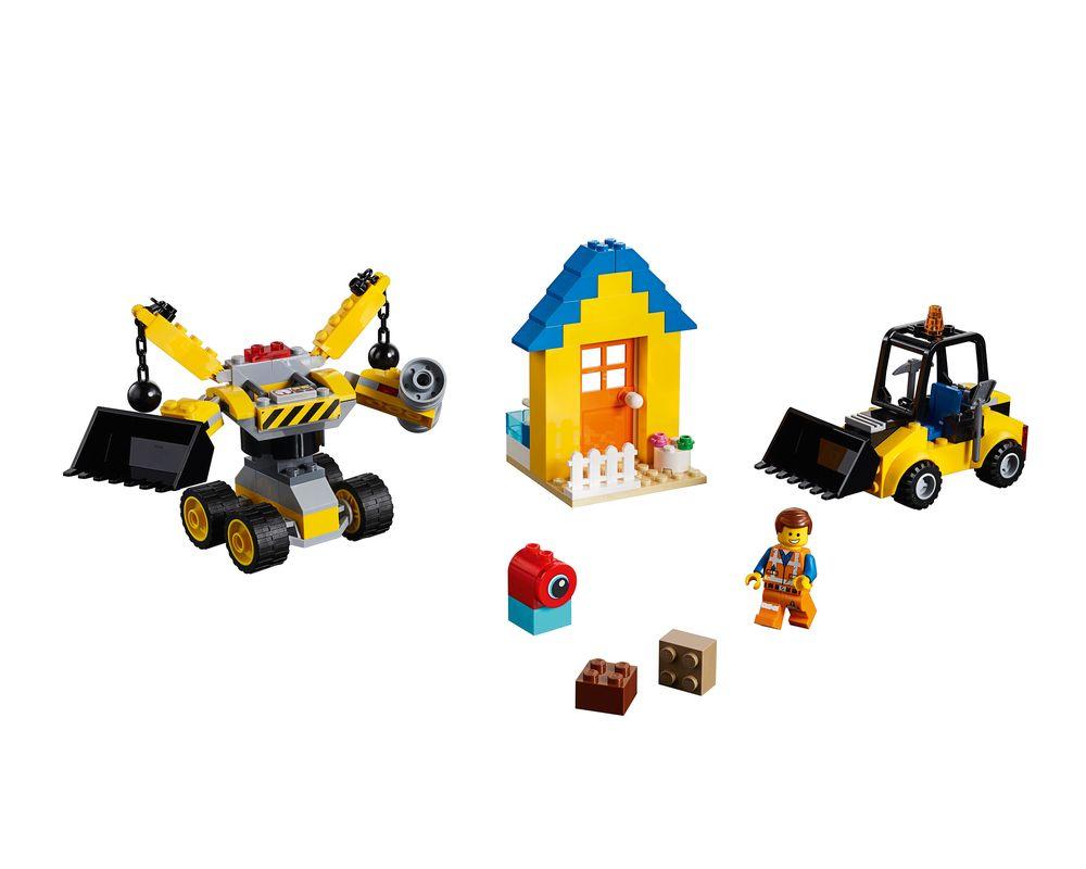 LEGO Set 70832-1 Emmet's Builder Box! (LEGO - Model)