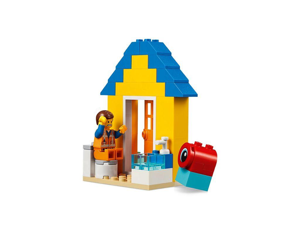 LEGO Set 70832-1 Emmet's Builder Box!