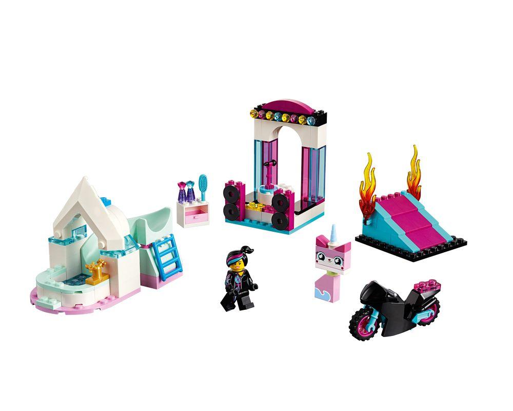 LEGO Set 70833-1 Lucy's Builder Box! (Model - A-Model)