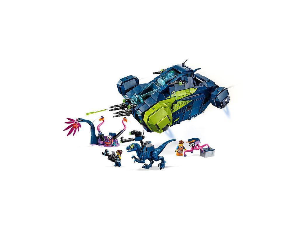 LEGO Set 70835-1 Rex's Rexplorer!