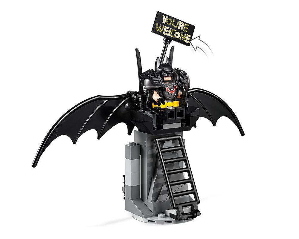 LEGO Set 70836-1 Battle-Ready Batman and MetalBeard