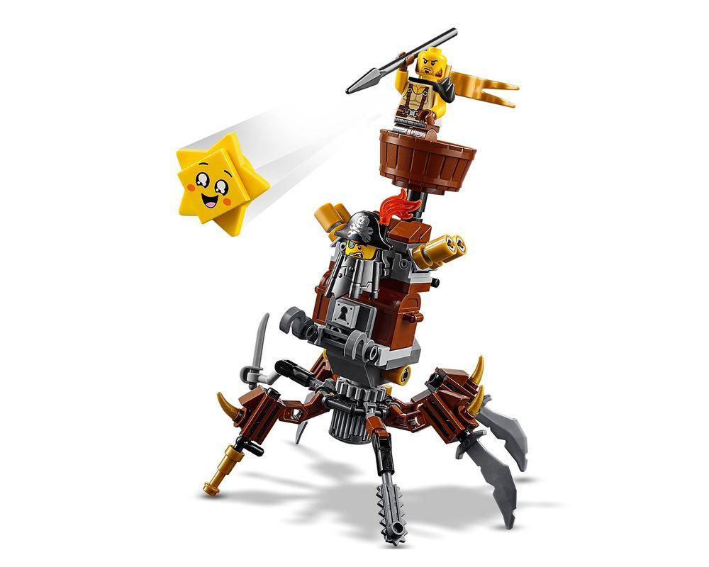 LEGO Set 70836-1 Battle-Ready Batman and MetalBeard
