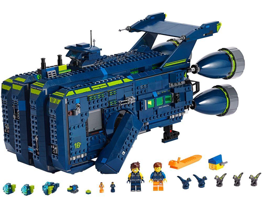 LEGO Set 70839-1 The Rexcelsior! (Model - A-Model)
