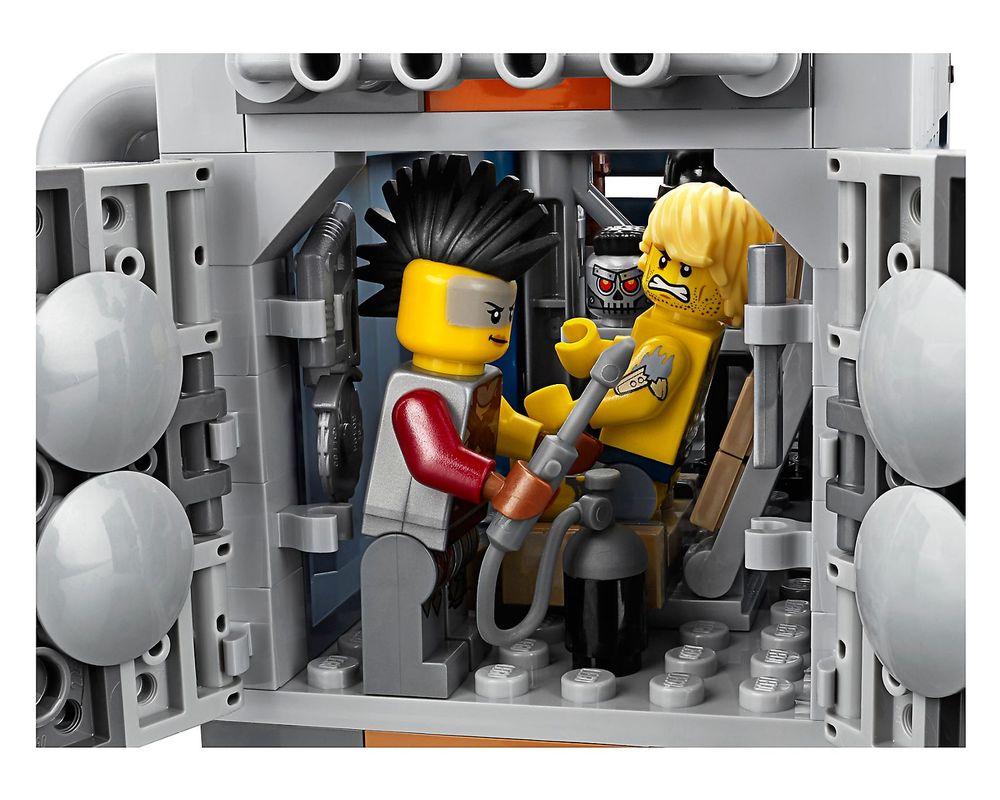 LEGO Set 70840-1 Welcome to Apocalypseburg!