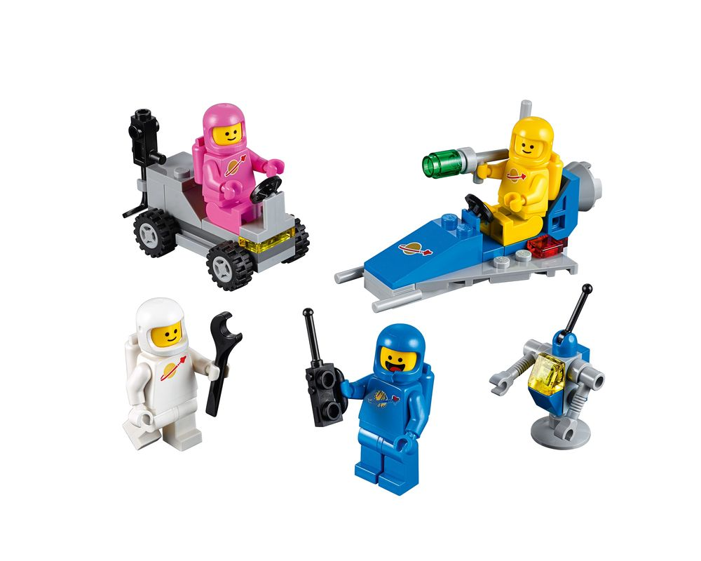LEGO Set 70841-1 Benny's Space Squad (Model - A-Model)