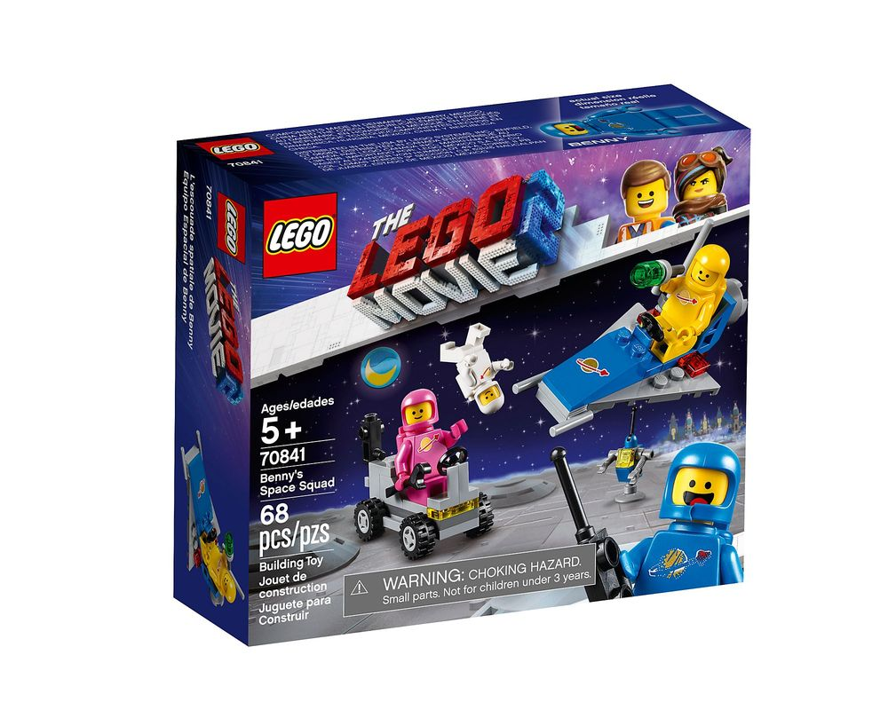 LEGO Set 70841-1 Benny's Space Squad