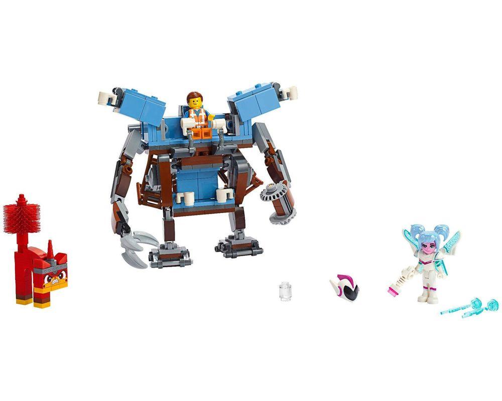 LEGO Set 70842-1 Emmet's Triple-Decker Couch Mech (Model - A-Model)