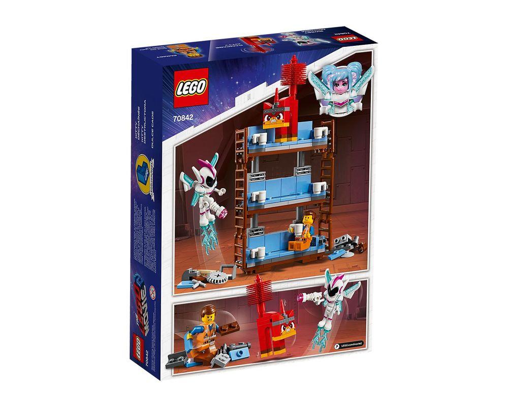 LEGO Set 70842-1 Emmet's Triple-Decker Couch Mech