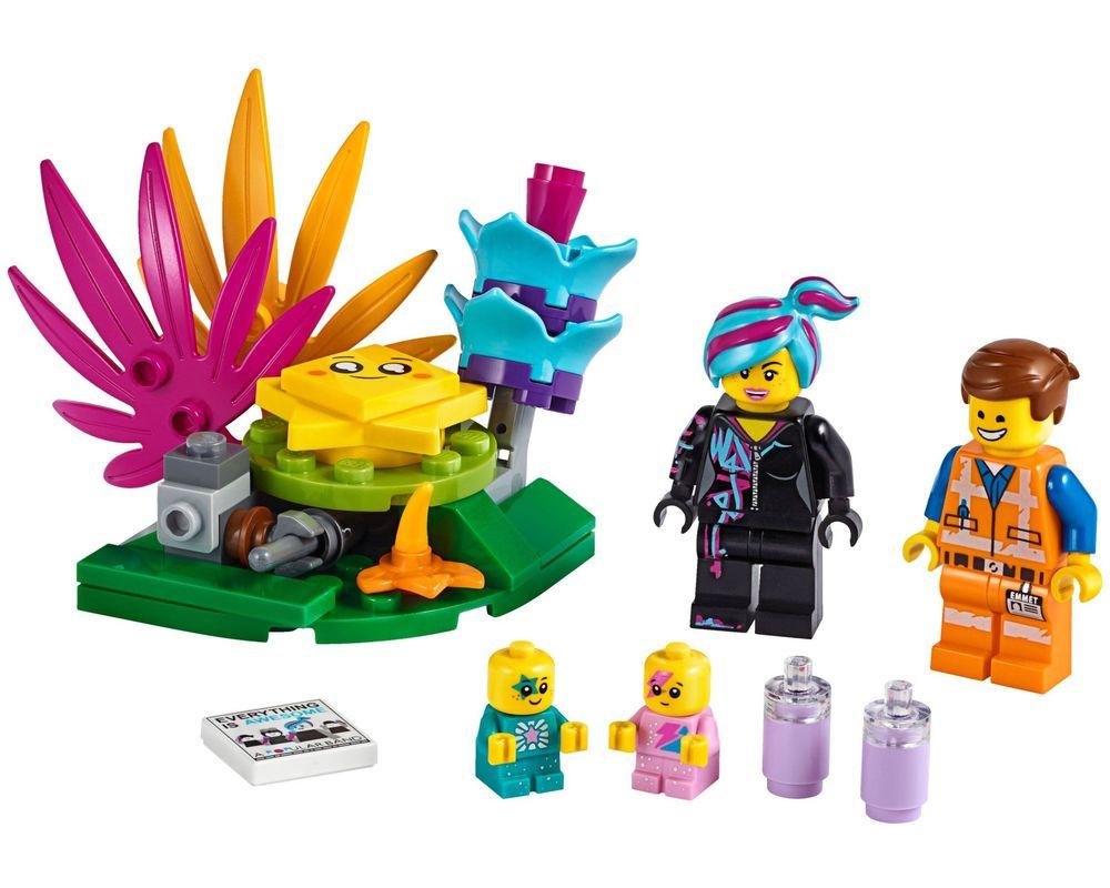LEGO Set 70847-1 Good Morning Sparkle Babies! (LEGO - Model)