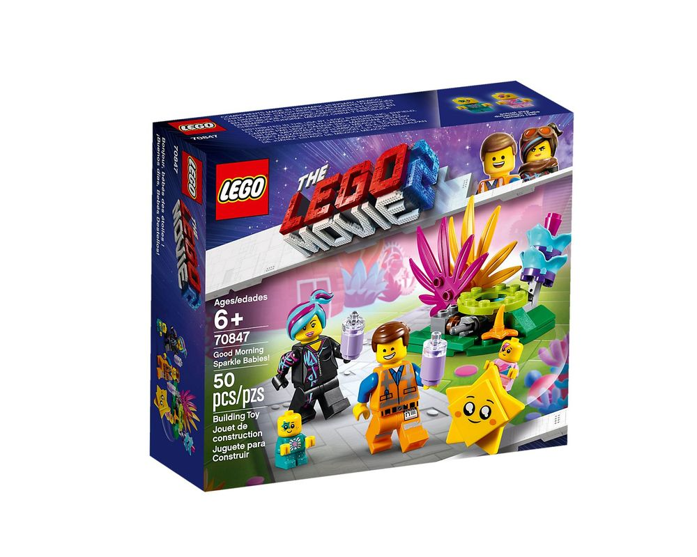 LEGO Set 70847-1 Good Morning Sparkle Babies!