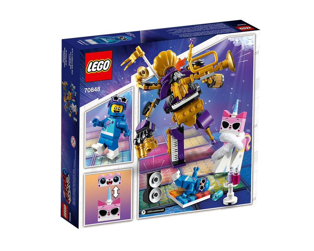 LEGO Set 70848-1 Systar Party Crew