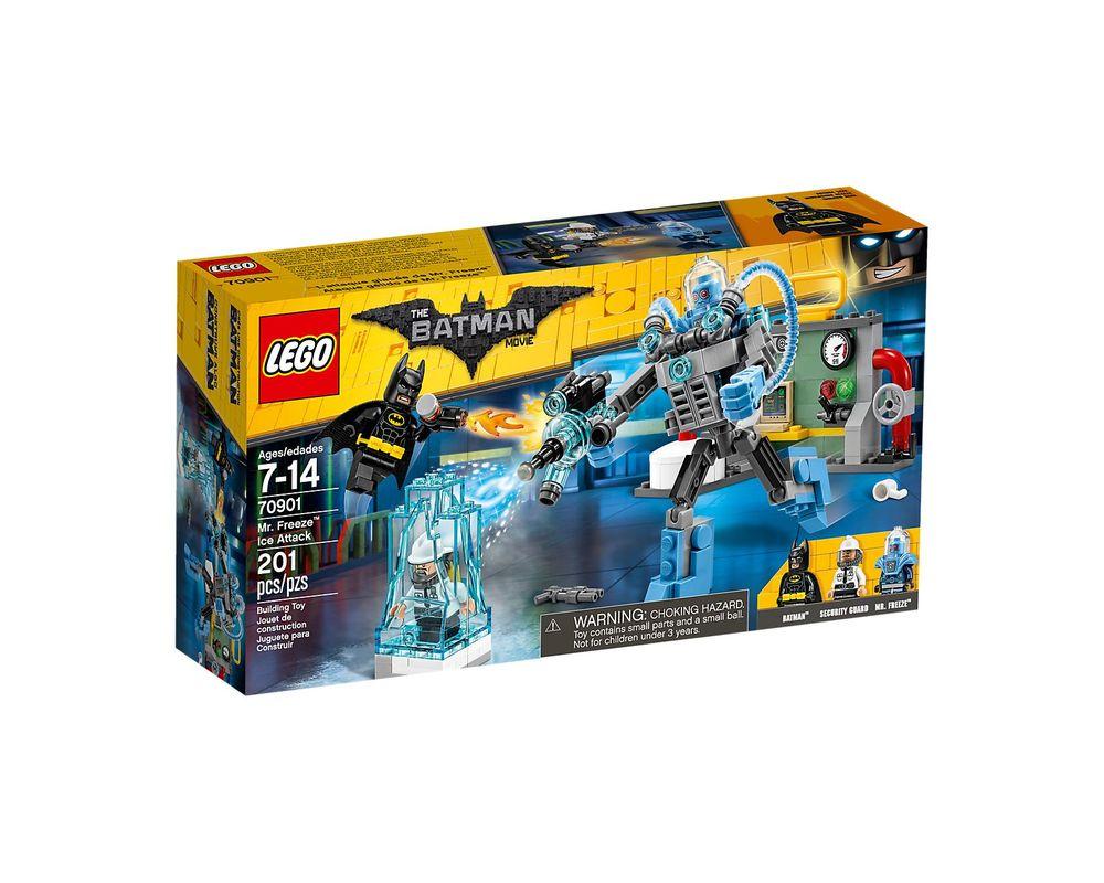 LEGO Set 70901-1 Mr. Freeze Ice Attack