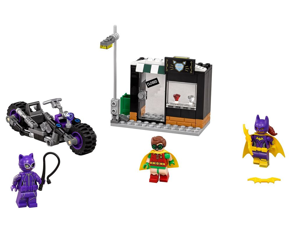 LEGO Set 70902-1 Catwoman Catcycle Chase (Model - A-Model)
