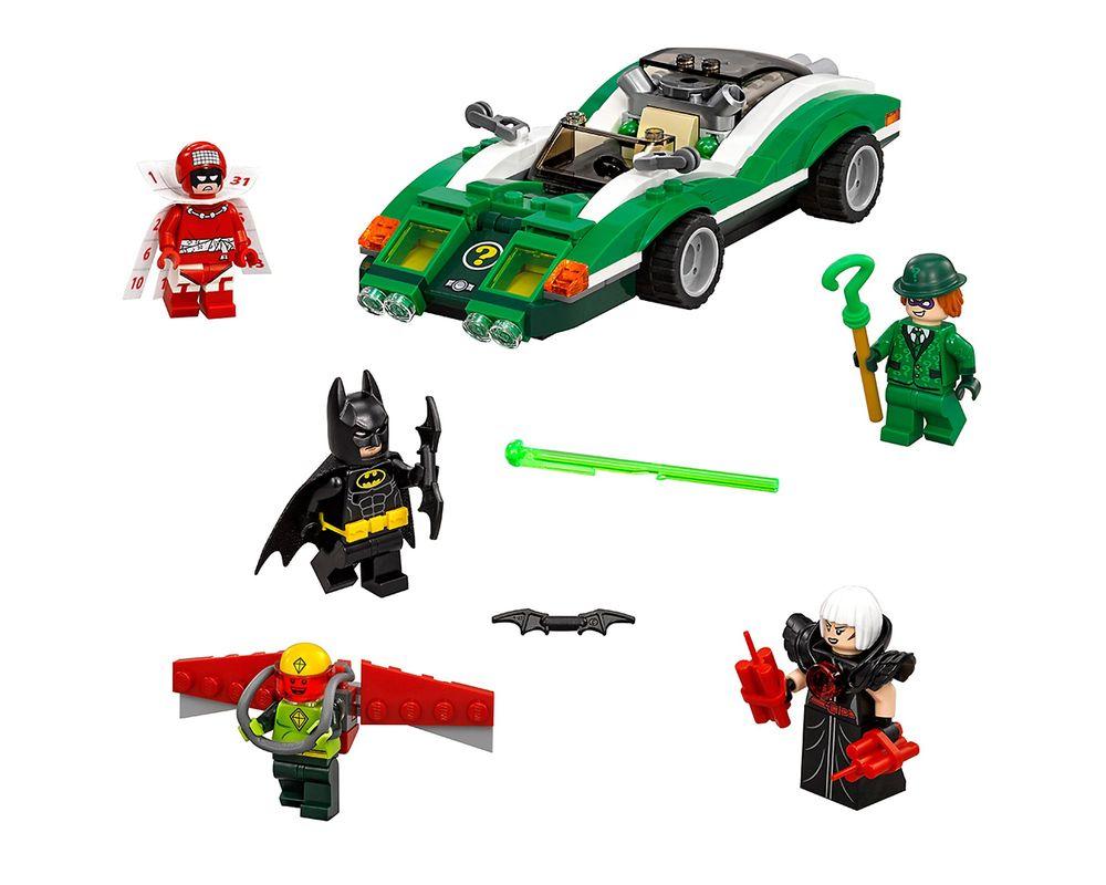 LEGO Set 70903-1 The Riddler Riddle Racer