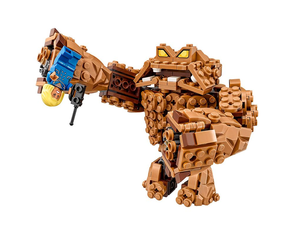 LEGO Set 70904-1 Clayface Splat Attack
