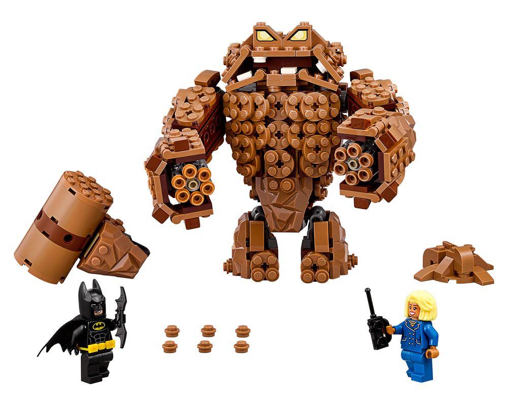 LEGO Set 70904-1 Clayface Splat Attack (Model - A-Model)