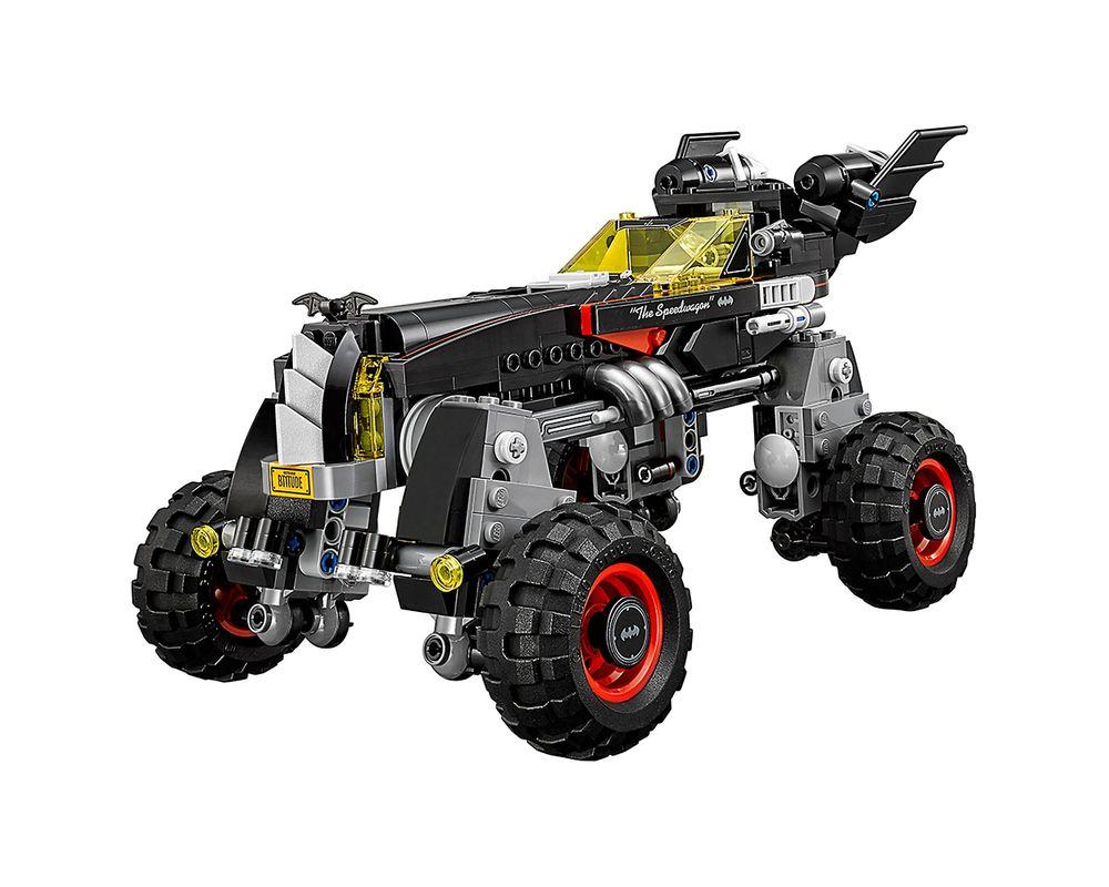LEGO Set 70905-1 The Batmobile