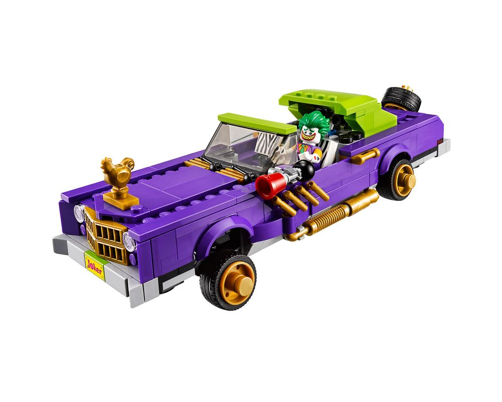 LEGO Set 70906-1 The Joker Notorious Lowrider
