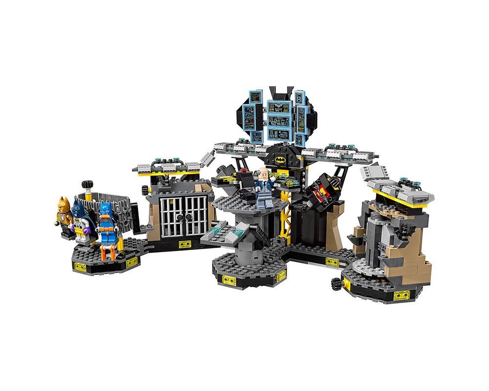 LEGO Set 70909-1 Batcave Break-in
