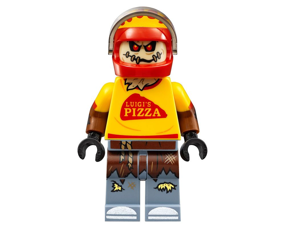 LEGO Set 70910-1 Scarecrow Special Delivery