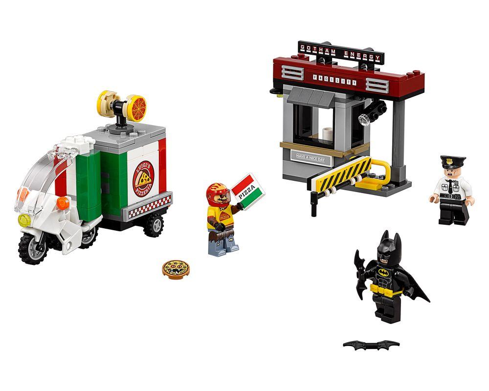 LEGO Set 70910-1 Scarecrow Special Delivery (LEGO - Model)