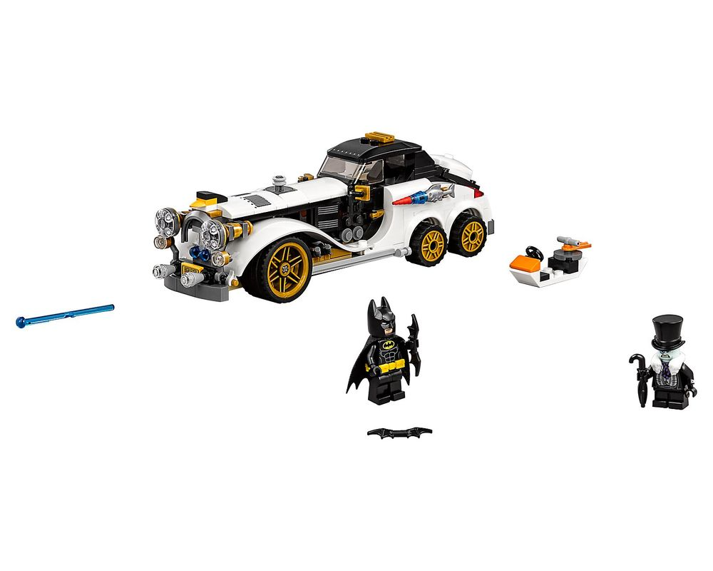 LEGO Set 70911-1 The Penguin Arctic Roller