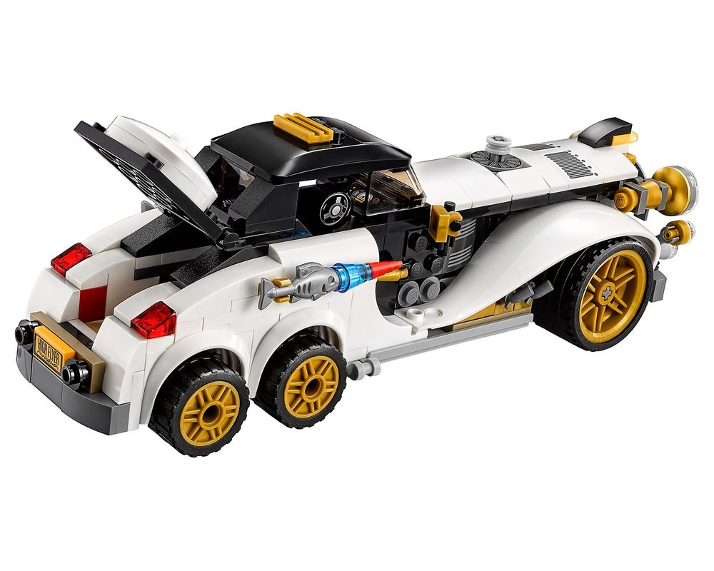 Lego Set 70911 1 The Penguin Arctic Roller 2017 Super Heroes Dc Batman The Lego Batman Movie Rebrickable Build With Lego