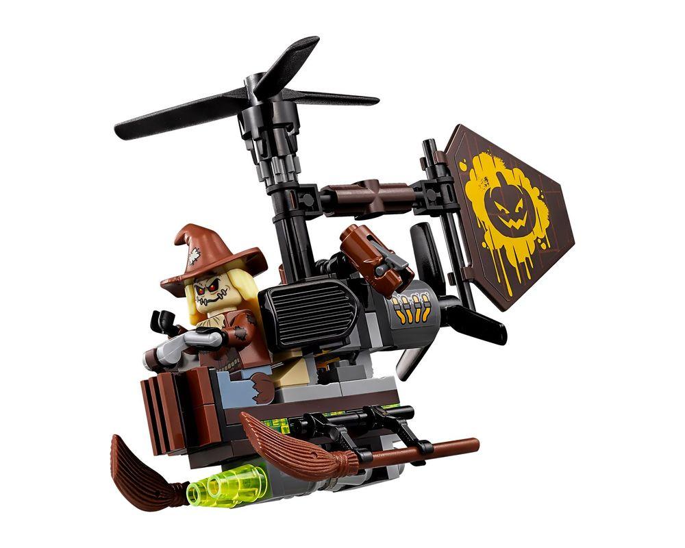 LEGO Set 70913-1 Scarecrow Fearful Face-off