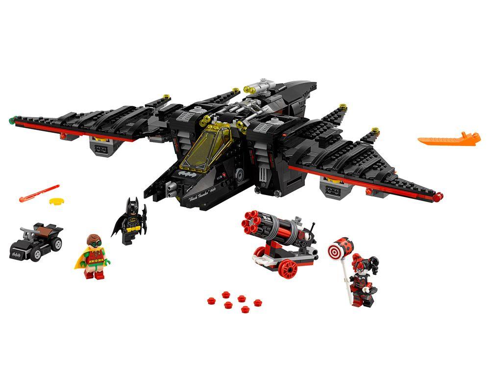 LEGO Set 70916-1 The Batwing (LEGO - Model)