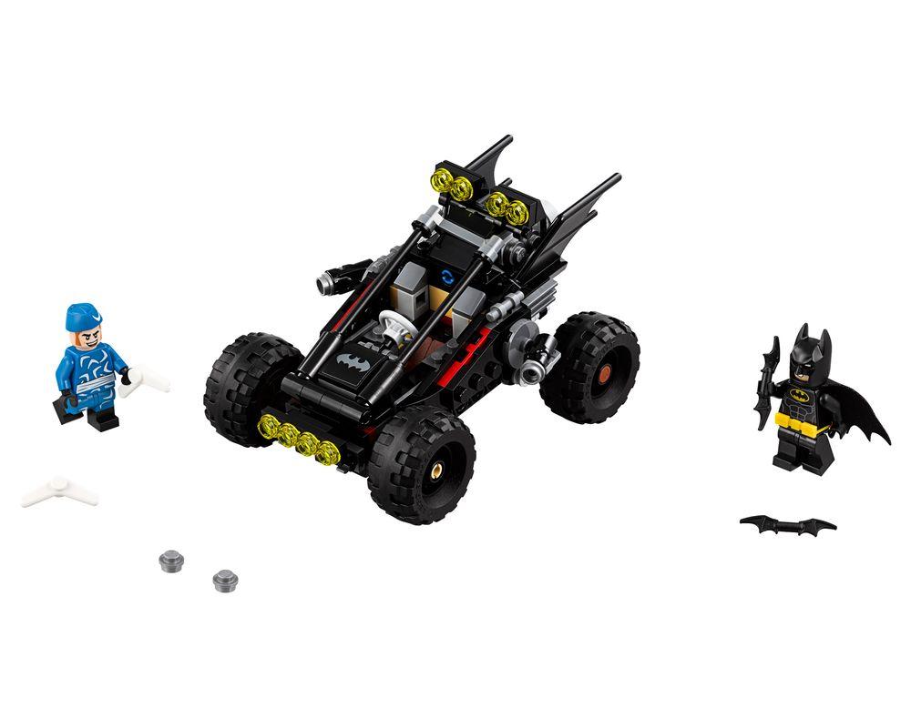 LEGO Set 70918-1 The Bat-Dune Buggy (Model - A-Model)