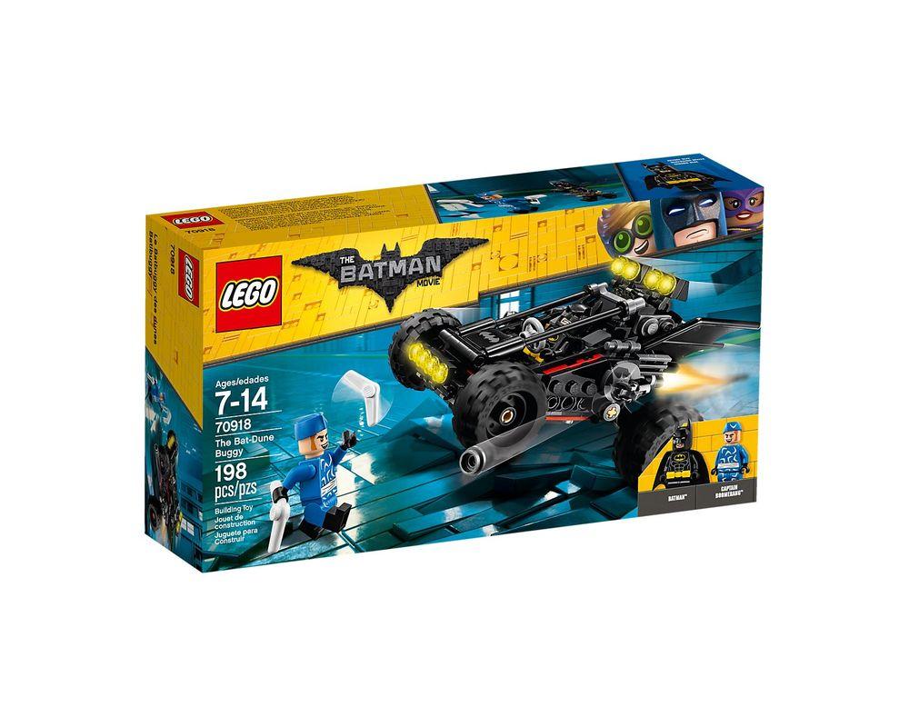 LEGO Set 70918-1 The Bat-Dune Buggy