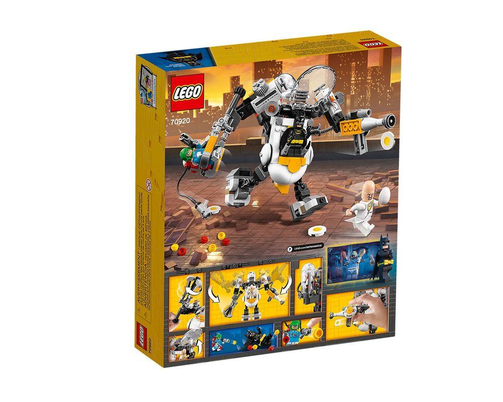 LEGO Set 70920-1 Egghead Mech Food Fight