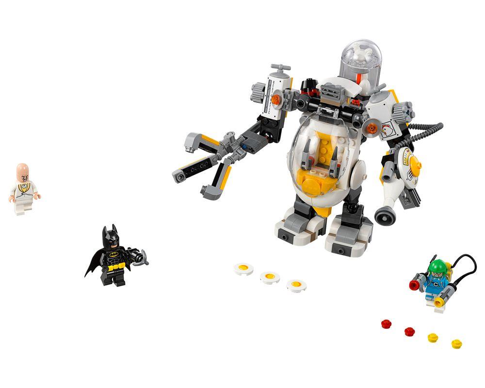 LEGO Set 70920-1 Egghead Mech Food Fight (Model - A-Model)