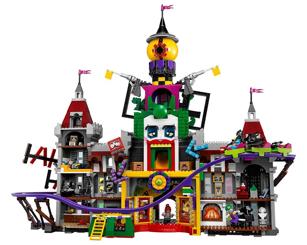 LEGO Set 70922-1 The Joker Manor