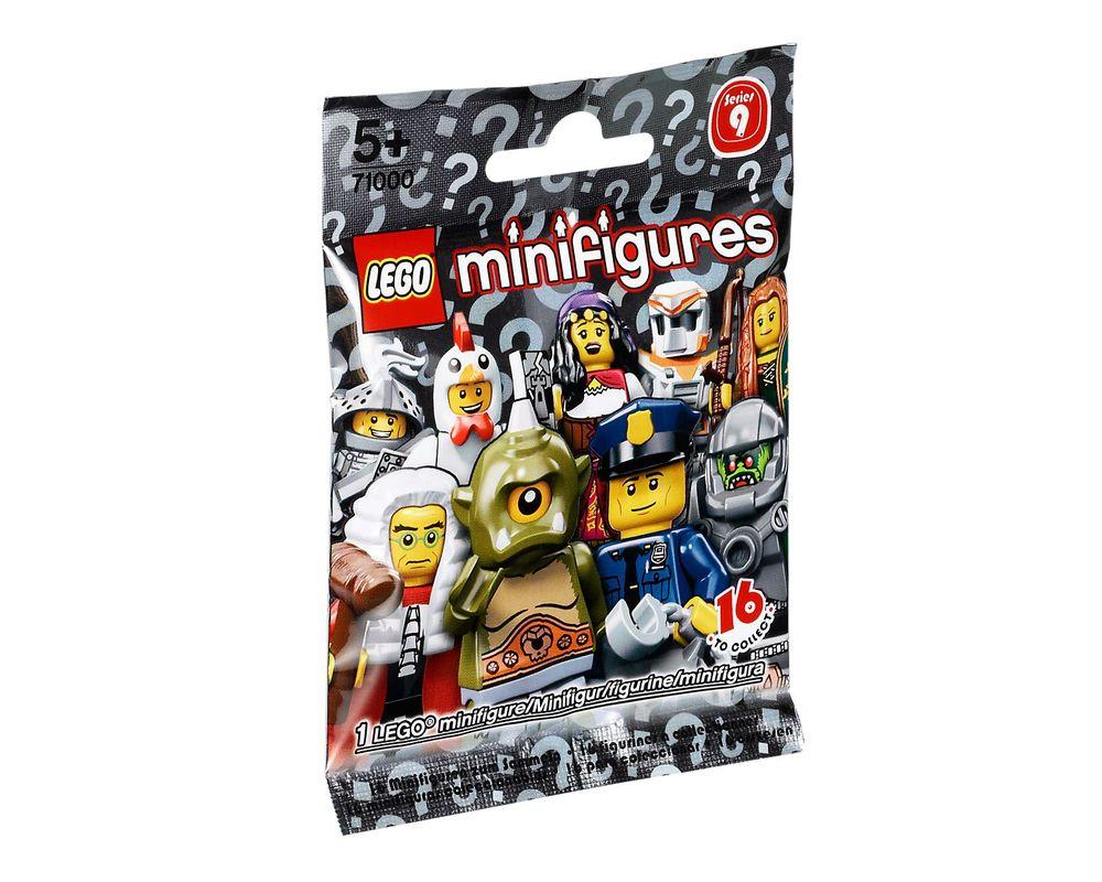 LEGO Set 71000-11 Alien Avenger - Complete Set