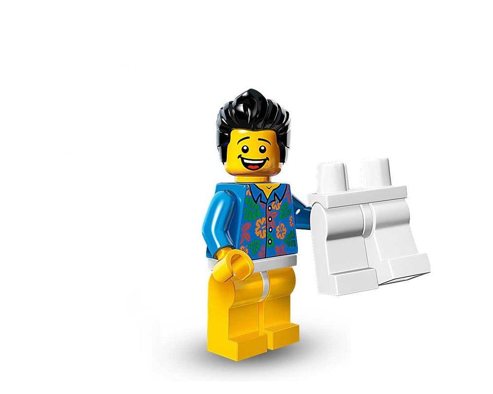 LEGO Set 71004-13 'Where Are My Pants?' Guy (LEGO - Model)