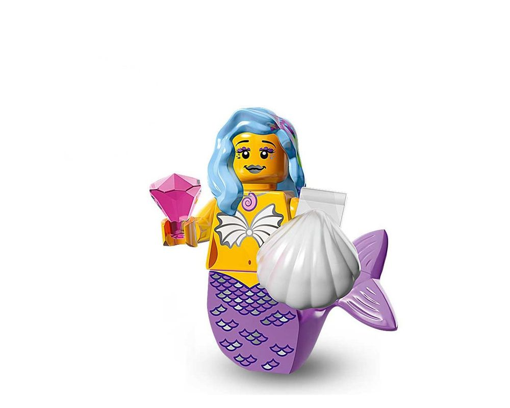LEGO Set 71004-16 Marsha Queen of the Mermaids (LEGO - Model)