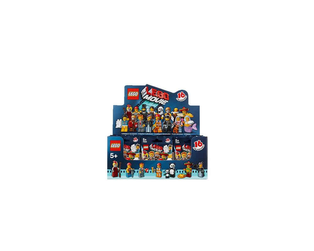 LEGO Set 71004-5 Abraham Lincoln