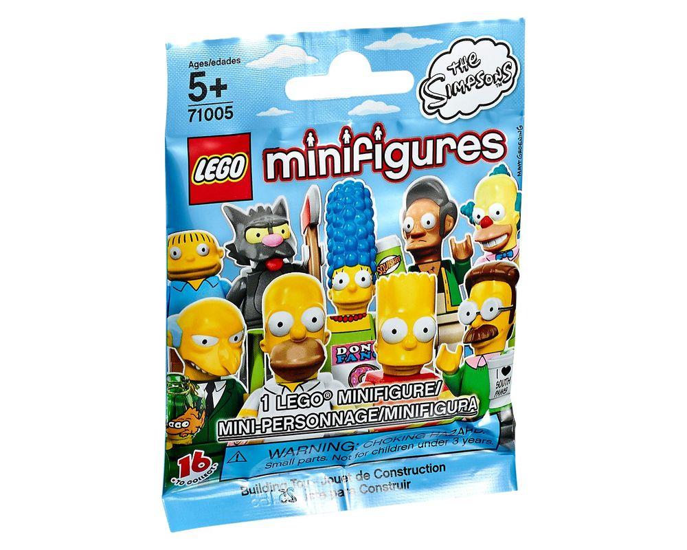 LEGO Set 71005-2 Bart Simpson