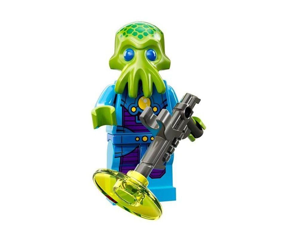 LEGO Set 71008-7 Alien Trooper (LEGO - Model)